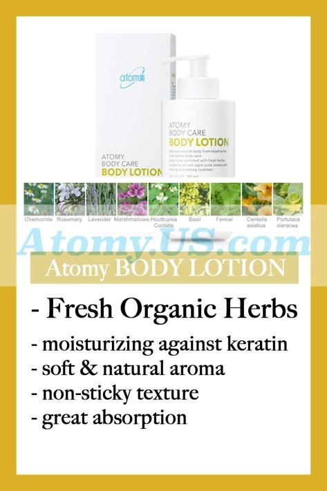 Kiosk-body lotion