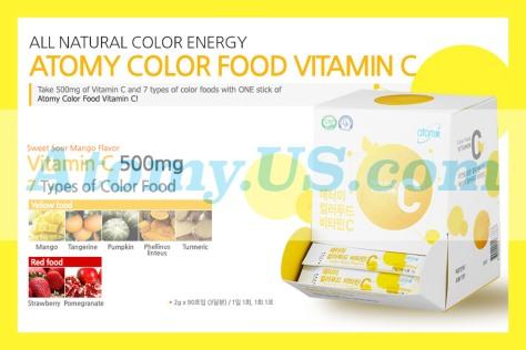 Kiosk-vitamin c